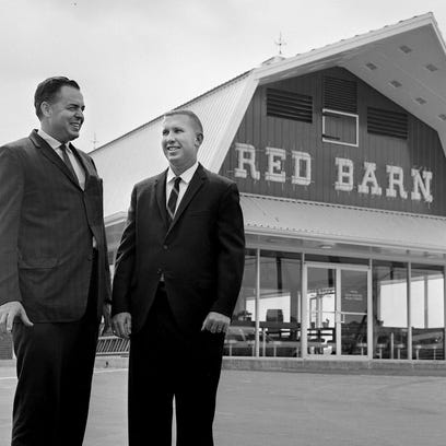 "Red Barn was known for being ""coast to coast"" with"