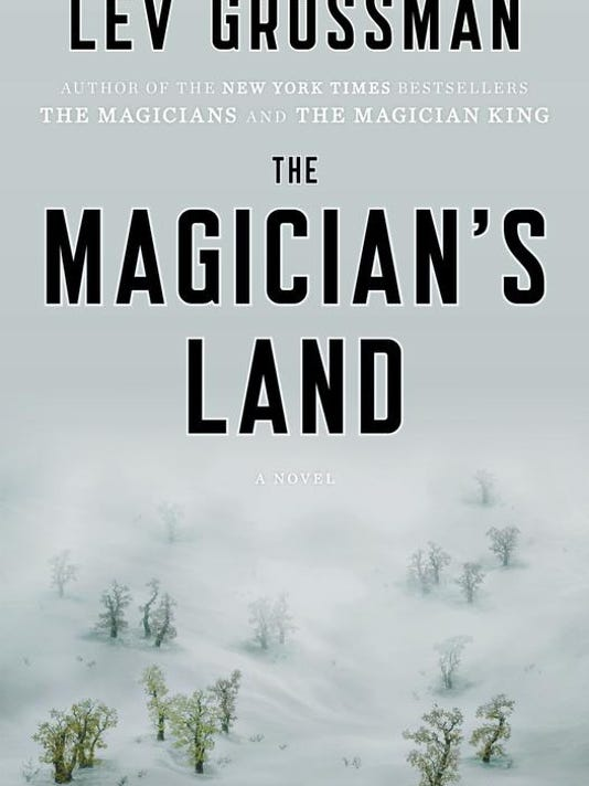 Book Review The Magician's Land