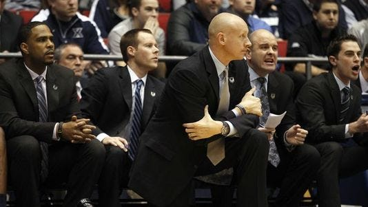 Chris Mack is staying at Xavier.