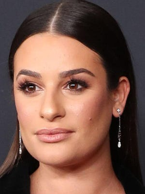 Actor/singer Lea Michele: 34 today