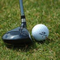 Marks leads area golfers