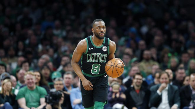 Kemba Walker signed with the Boston Celtics eager to play postseason basketball in front of 19,000 screaming fans inside the TD Garden, but as a result of the COVID-19 pandemic his first playoff experience with the Celtics will play out in empty arenas inside the NBA's bubble in Orlando.