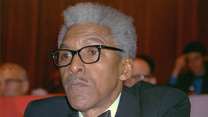 New civil rights generation recognizes Bayard Rustin
