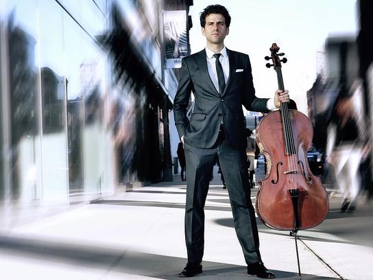 glickNicholas Canellakis cello