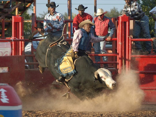 Arizona Black Rodeo is March 7, 2015, at Rawhide at Wild Horse Pass, Gila River Reservation, (5700 W. North Loop Road, Chandler).