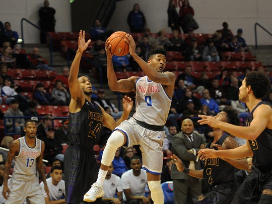 Louisiana Tech guard Alex Hamilton is earned first-team
