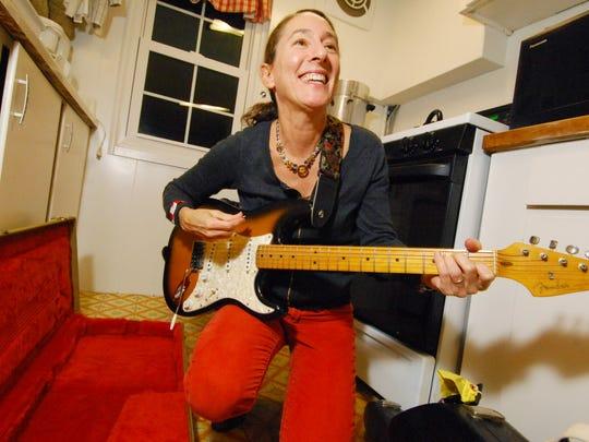 In this 2011 file photo, Millburn resident Deena Shoshkes,