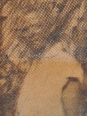 Felix Vail at age 16
