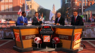 ESPN's College GameDay is a major attraction, but it can't match the intrigue of this weekend's opening lineup on ESPN.