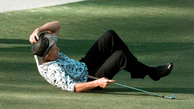 Sundays at Augusta can be glorious ... or, as Greg Norman showed us in 1996, quite cruel.