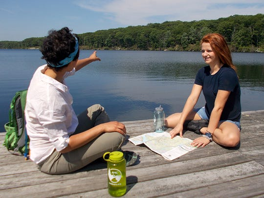 The new outdoor center will offer opportunities for hiking, canoeing, kayaking and swimming at Harriman State Park's Breakneck Pond. Overnight accommodations are available including tent sites, cabins and lodges.