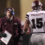 Coach Dan Mullen believes Dak Prescott is one of the best players in the country regardless of awards.