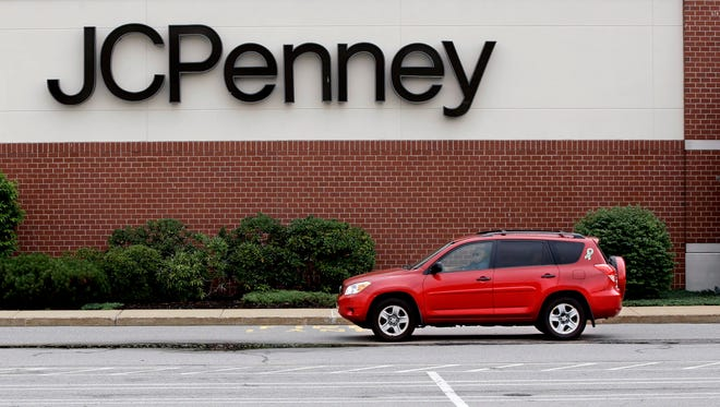 J.C. Penney reports earnings from the latest quarter.