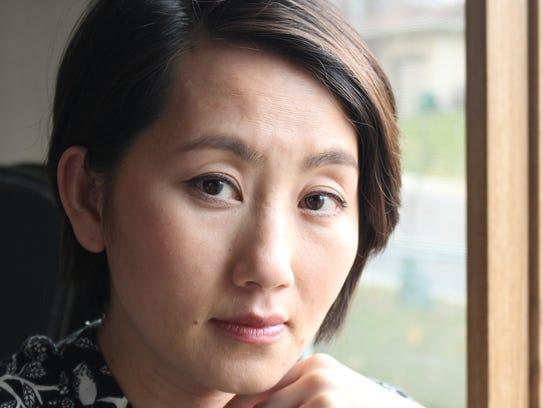 "Kao Kalia Yang, author of ""The Latehomecomer: A Hmong"