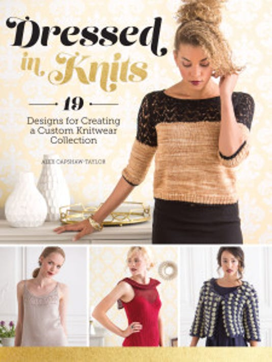 """""""Dressed in Knits"""" by Alex Capshaw-Taylor"""