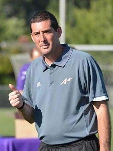Former UE men's soccer head coach Mike Jacobs has accepted a new position as technical director and Vice President of Soccer Operations for Nashville SC.