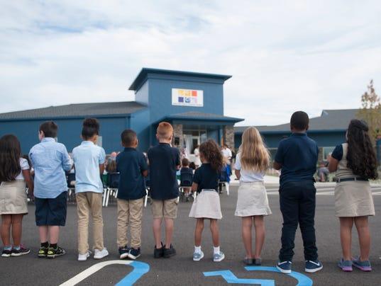 VINELAND CHARTER SCHOOL PUBLIC OPENING