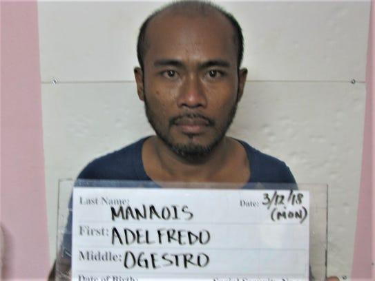 Adelfredo Ogestro Manaois