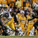 LSU and South Carolina will play in Baton Rouge on Saturday.