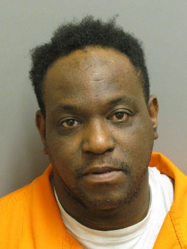 Anthony Nathan is charged with marijuana possession.