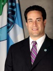 Rockland Legislator Alden Wolfe, D-Montebello