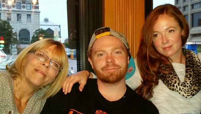 Scot Baker died of a drug overdose in February 2016. His mother said he and other people who die of overdoses can be victims of dealers who don't tell their customers what's in the product. Becky Baker, left, started an organization to help families, and she advocates for drug dealers who sell fatal doses to be charged with homicide.
