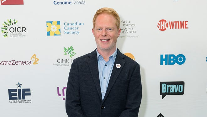Jesse Tyler Ferguson, shown on July 9 in Toronto, was nominated for an Emmy.