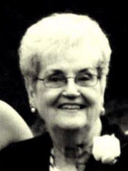 Gertrude E. West
