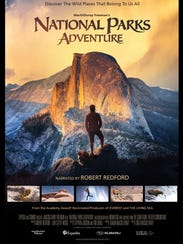 """National Parks Adventure"" narrated by Robert Redford"