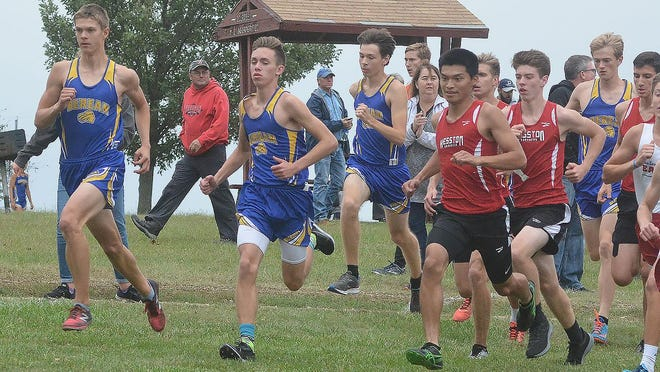 The Berean Academy boys return three state medalists and three other state qualifiers from last season's Class 1A state championship team.