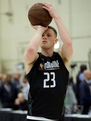 Donte DiVincenzo, NCAA title game hero.