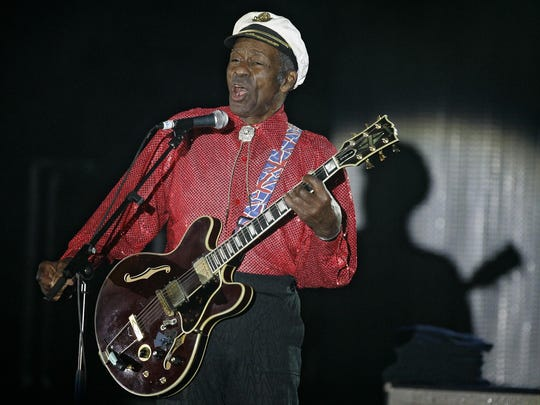 Obit Chuck Berry (3)