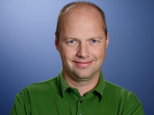 Udacity founder Sebastian Thrun.