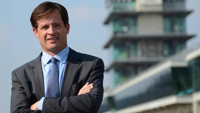 Doug Boles, the president of the Indianapolis Motor Speedway, has big things planned for the 100th running of the Indianapolis 500 on May 29, 2016.