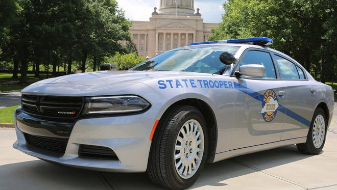 "A recent new release from the Kentucky State Police uses the promise of ""unclaimed Dodge Chargers available to the general public"" as a job recruitment tool."