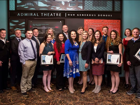 2017 20 Under 40 Honorees