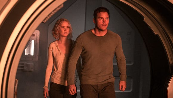 We're on board with the Internet's version of 'Passengers.'