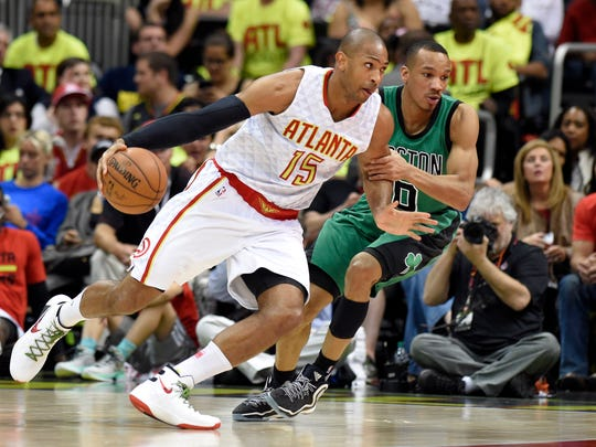 Al Horford is one of the NBA's most consistent big men.