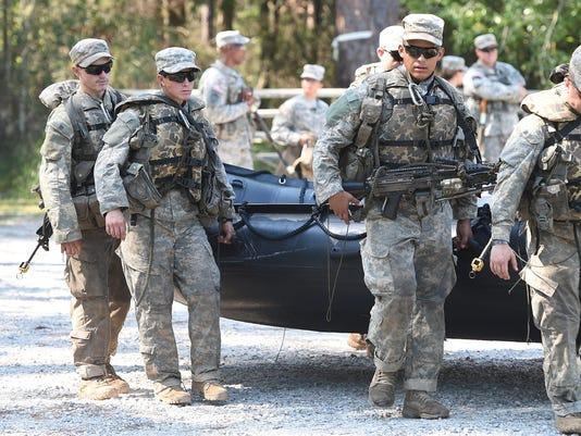 AP FEMALE ARMY RANGERS A USA FL