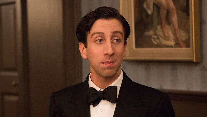 """Simon Helberg plays Cosme McMoon in """"Florence Foster Jenkins."""""""