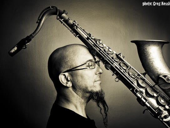 Jeff Coffin recently joined the faculty at Blair as