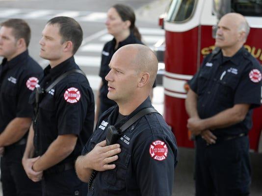 St. Cloud 911 Ceremony 2015