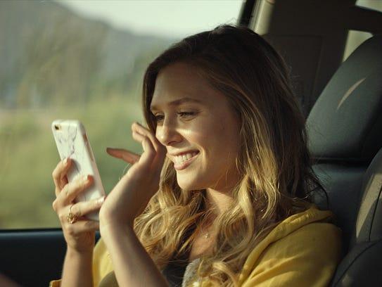 "In ""Ingrid Goes West"" Taylor (Elizabeth Olsen) is an"