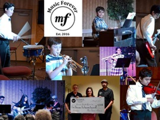 Music Forever in Edison hosted its first Spring Recital on Sunday, May 21.