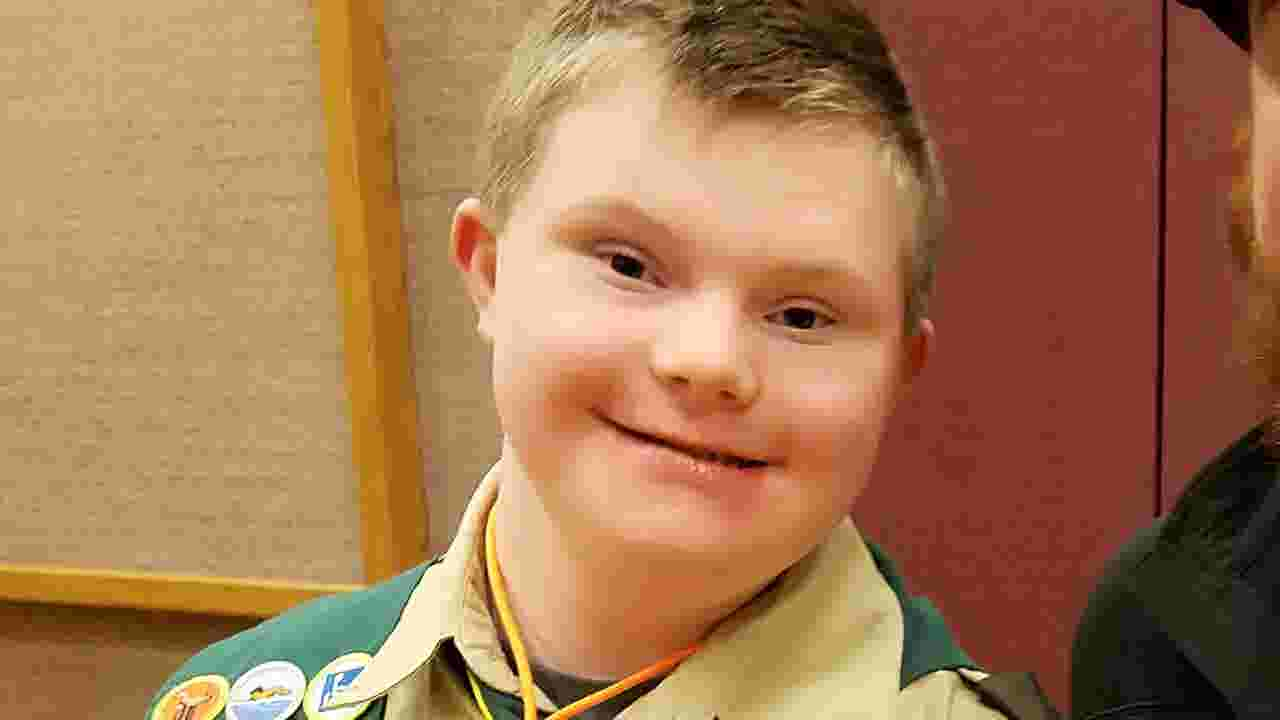 boy scout with down syndrome stripped of badges, father sues