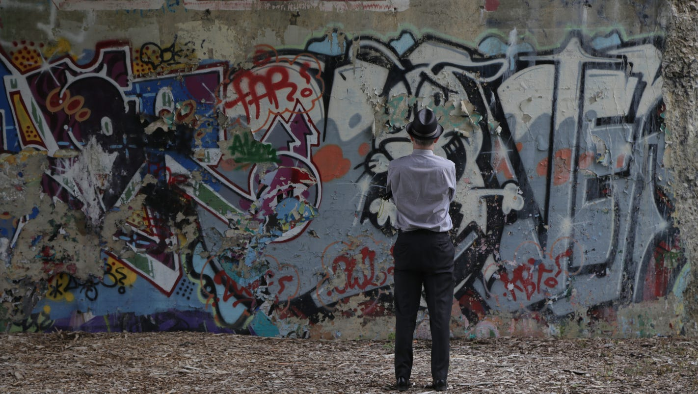 Detroit Street Art Mustsee Pieces - Clever free bird see graffiti spotted in chicago leads to a creative surprise