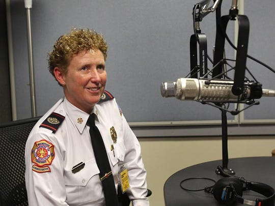On July 1, the salary of Memphis Director of Fire Services Gina Sweat will rise from $148,000 to $154,000.