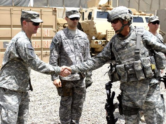 Tallahassee native U.S. Army Gen. John Richardson visits