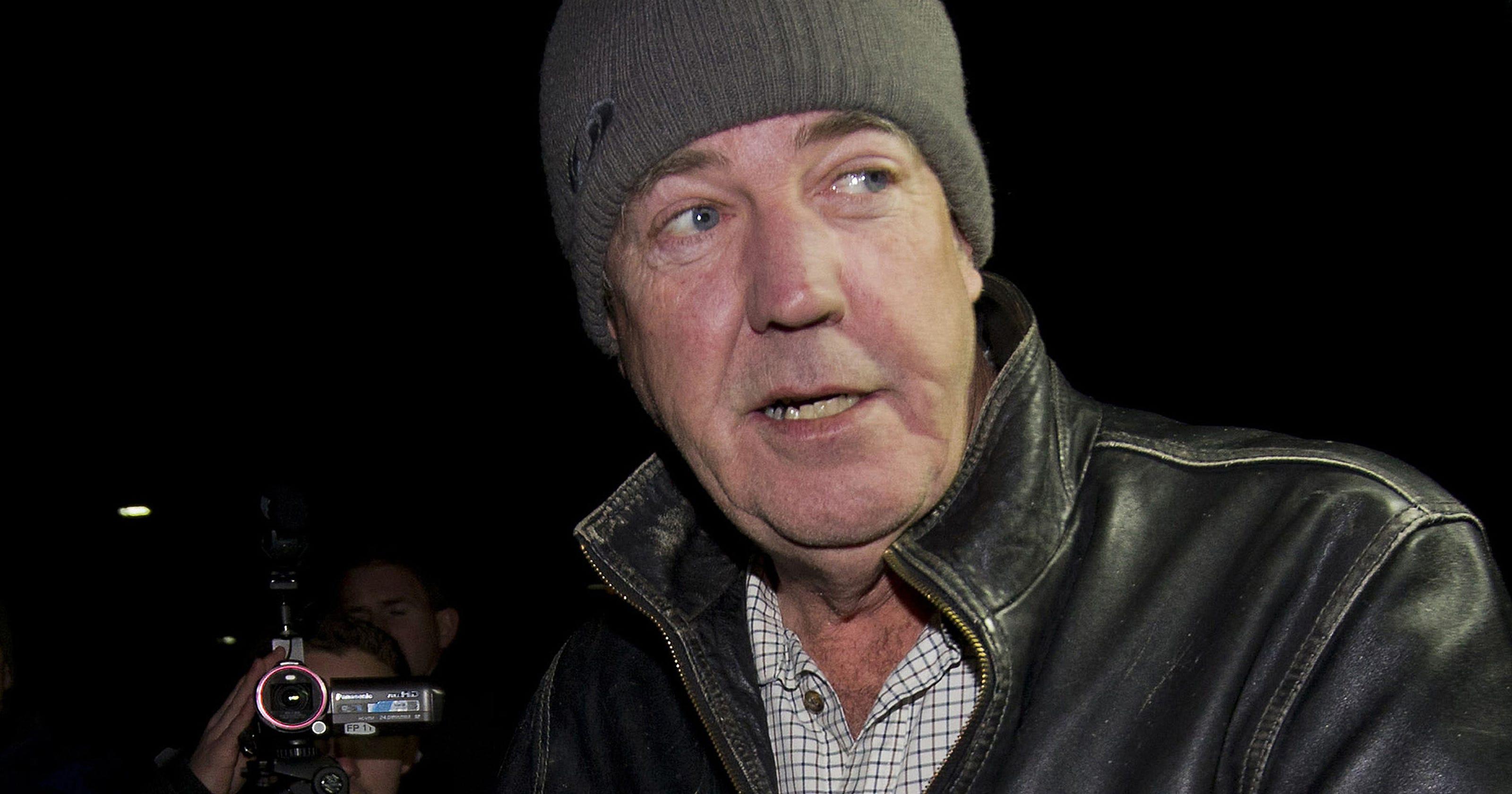 Jeremy Clarkson, 'Top Gear' producer settle lawsuit