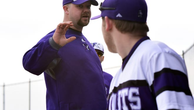 Jared King takes over as head coach for Fremont Ross after serving as an assistant.